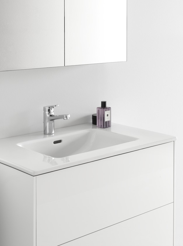 Combipack 800 Mm Washbasin Slim With Vanity Unit Base